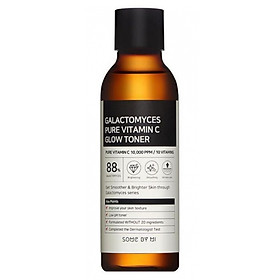 Toner dưỡng trắng Some By Mi Galactomyces Pure Vitamin C Glow Toner 200ml
