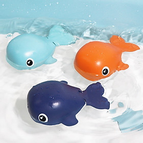 Combo 3 Cá voi thả bồn tắm