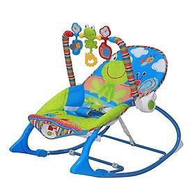 Ghế nhún phát nhạc cho bé (giao màu ngẫu nhiên)