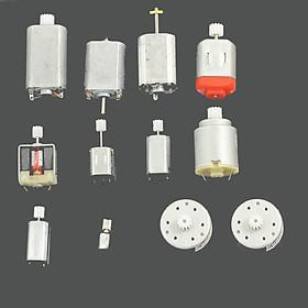 Bộ 12 Động Cơ Mini DIY Đồ Chơi