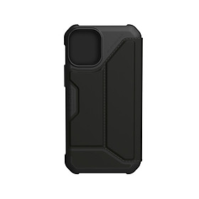 Bao Da iPhone 12 Mini UAG Metropolis Series - Hàng Chính Hãng