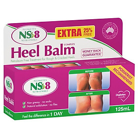 NS-8 Active Heel Balm Complex 125ml