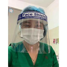 Combo 50 chiếc Faceshield màn chắn giọt bắn y tế chống dịch an toàn, hiệu quả