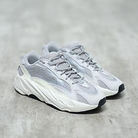 Giày thể thao nam nữ BOOST 700 màu xám có phản quang
