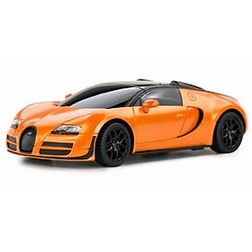 Đồ chơi xe mô hình  RASTAR điều khiển-R/C 1:18 Bugatti Grand Sport V R53900N/WHI