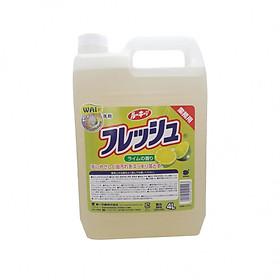 Nước rửa chén hương chanh Wai 4 lít