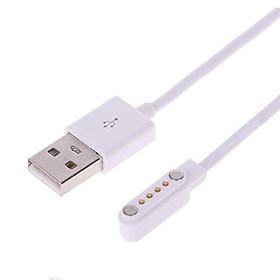 Cáp Sạc Nhanh USB Từ Tính Cho Đồng Hồ Thông Minh