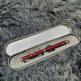 [Kèm Pin & Ruột,Hộp Bút] B&J - Bút Ký Tên Trình Chiếu Laser Hỗ Trợ Giảng Dạy,Hội Họp