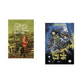Combo 2 cuốn sách: Anne tóc đỏ dưới mái nhà bạch dương  + Bảo Mẫu Quái Vật