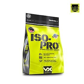 Iso Pro 2lbs Dòng Protein 100% Hydrolyzed Whey Sữa Hỗ Trợ Tăng Cơ - Giảm Mỡ Của VitaXtrong USA
