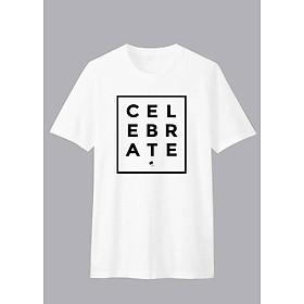 Áo thun Gia Đình Unisex Dotilo Tshirt CELEBRATE - d707
