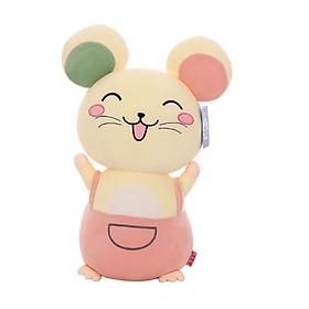 Thú nhồi bông chuột Douyin mặt cười size lớn 55 cm