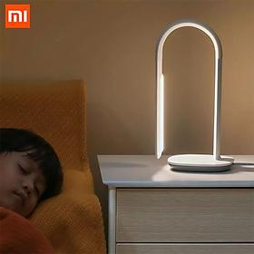 Đèn bàn Philips 3 Bảo vệ mắt Cấp độ AA Đèn bàn đọc thông minh uốn cong Văn phòng Ra90 Đèn điều khiển Xiaoai App Mijia
