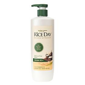 Dầu Xả Trị Gàu Tinh Chất Ngũ Cốc Chăm Sóc Tóc Thường CJ Lion Rice Day 550ml