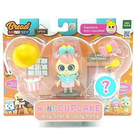Bánh Mini Cupcake - Jellystar Và Jellypong BB32779