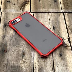 Ốp lưng chống sốc toàn phần màu đỏ dành cho iPhone 7 Plus / 8 Plus