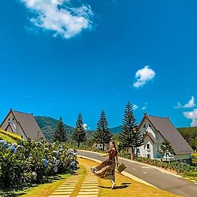 Đà Lạt Wonder Resort 4* - Gói 3N2Đ Buffet Sáng,...