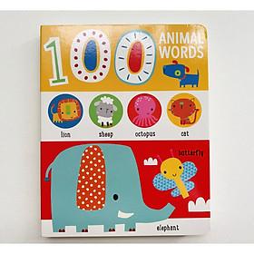 100 Animal Words. - 100 Từ Vựng Về Động Vật