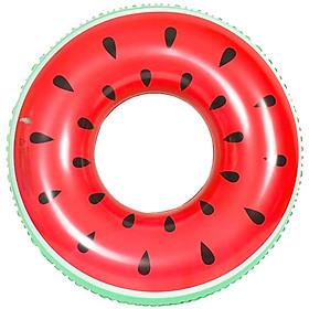Phao bơi tròn dưa hấu Ice Love