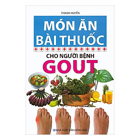 Món Ăn Bài Thuốc Cho Người Bệnh Gout