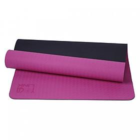 Combo Thảm tập YogaLink Siêu bám TPE 2 lớp 6mm