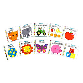 Little Library Collection (10 Board Books)