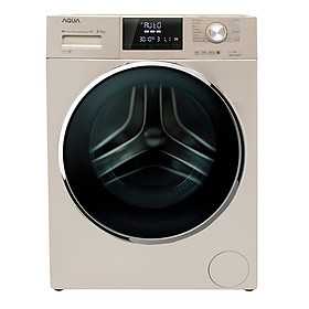 Máy Giặt Cửa Trước Inverter Aqua AQD-DD850E (8.5kg) - Hàng Chính Hãng