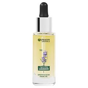 Garnier Organics Regenerating Lavandin Smooth & Glow Facial oil 30ml