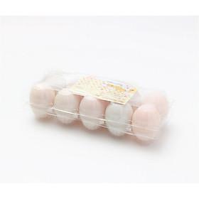 [Chỉ Giao HCM] - Trứng vịt quả RC - hộp 10 trứng