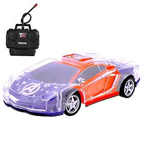 Đồ chơi trẻ em - Xe đua điều khiển từ xa có đèn FD-0003