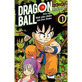 Dragon Ball Full Color - Phần Một: Thời Niên Thiếu Của Son Goku - Tập 1