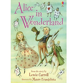 Usborne Young Reading Series Two: Alice in Wonderland
