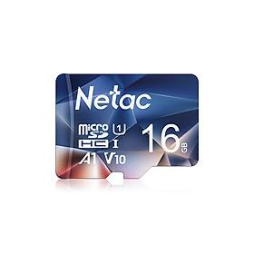 Netac P500 128GB TF Card Micro SD Card U3 V30 100MB/S High Speed Memory Card Camera Dashcam Monitors Micro SD Card