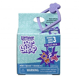 Thú cưng tí hon 2017 LITTLEST PET SHOP E2875