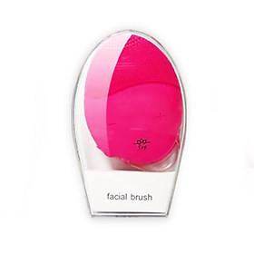 Máy Rửa Mặt Và Mát Xa Da Mặt Top Cho Da Nhạy Cảm - Clean & Massage Sensitive Facial Brush