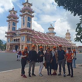 TOUR DU LỊCH TÂY NINH TRONG NGÀY KHỞI HÀNH TẠI TP HCM (ST03ND)