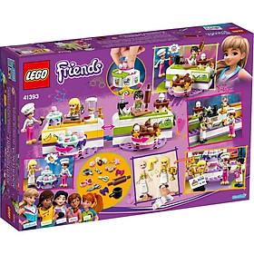 Mô hình đồ chơi lắp ráp LEGO FRIEND Cuộc Thi Làm Bánh 41393 ( 361 Chi tiết )