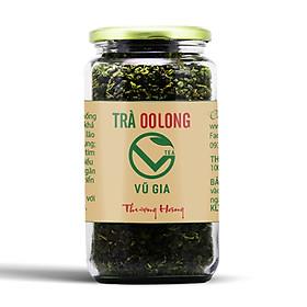 Trà Oolong ( Ô Long/ OLong) Thượng Hạng Nguyên Chất Bảo Lộc Vũ Gia (400gr/hũ)