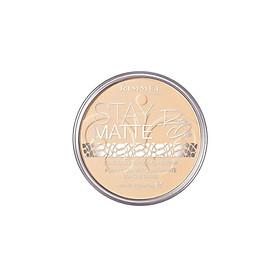 Phấn phủ không màu Rimmel Stay Matte Pressed Powder, Transparent (Bill UK)