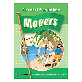 Richmond Practice Test Movers Student's Book + Audio CD
