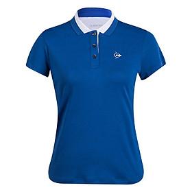 Áo Tennis Nữ Dunlop DATES8083-2C-CB