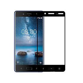 Kính cường lực 9D cho điện thoại Nokia Full keo màn hình, siêu bền, siêu cứng, ôm sát máy, chống chầy, chống bụi - Hàng chính hãng
