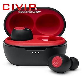 Tai Nghe Bluetooth True Wireless JBL Tune 115 TWS - Hàng Chính Hãng