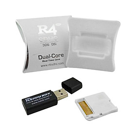 R4 Adapter Sd Burn Card White
