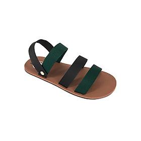 Giày Sandal 3 Quai Ngang Nam Everest A302-38 (Xanh Đen)