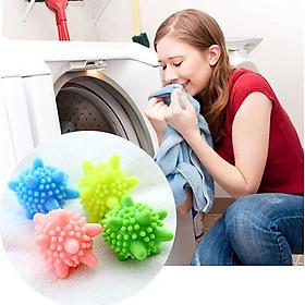 Bộ 4 bóng giặt vật lý làm mềm vải ama16