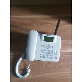 Điện thoại cố định không dây cho người già, màn hình hiển thị đầu số - Hàng chính hãng