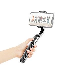 Gimbal Điện thoại 3 trong 1 Selfie 86cm Có Thể Gập Xoay