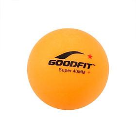 Set 30 quả bóng bàn 40mm 1 sao GoodFit GF003TB