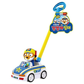 Pororo police car rolling stand